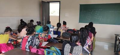 ગાંધીનગર : દિવાળી બાદ શાળા અને કોલેજ શરુ કરાશે, શિક્ષણ મંત્રીની જાહેરાત