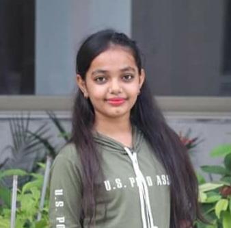 ગુજરાત ગૌરવ દિન નિમિતે યોજાયેલ સ્પર્ધામાં ગ્રીનવેલી સ્કૂલની વિદ્યાર્થીની પ્રથમ ક્રમે વિજેતા